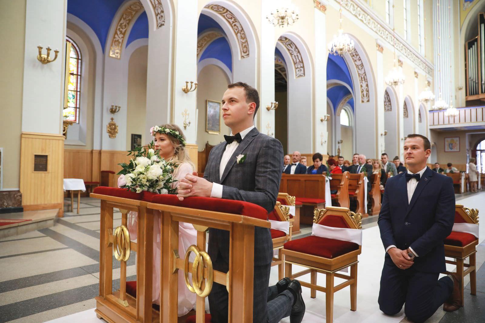 ślub w Ostrowie Wielkopolskim