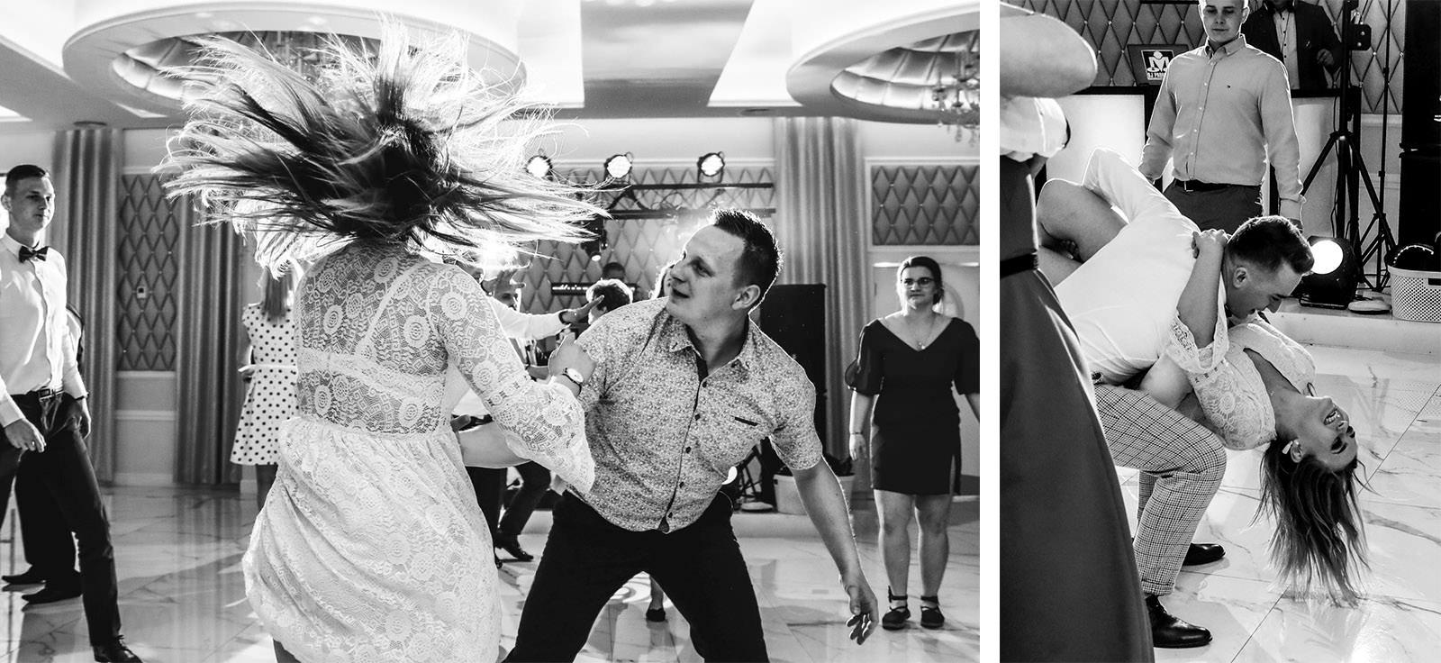 tańce ślubne