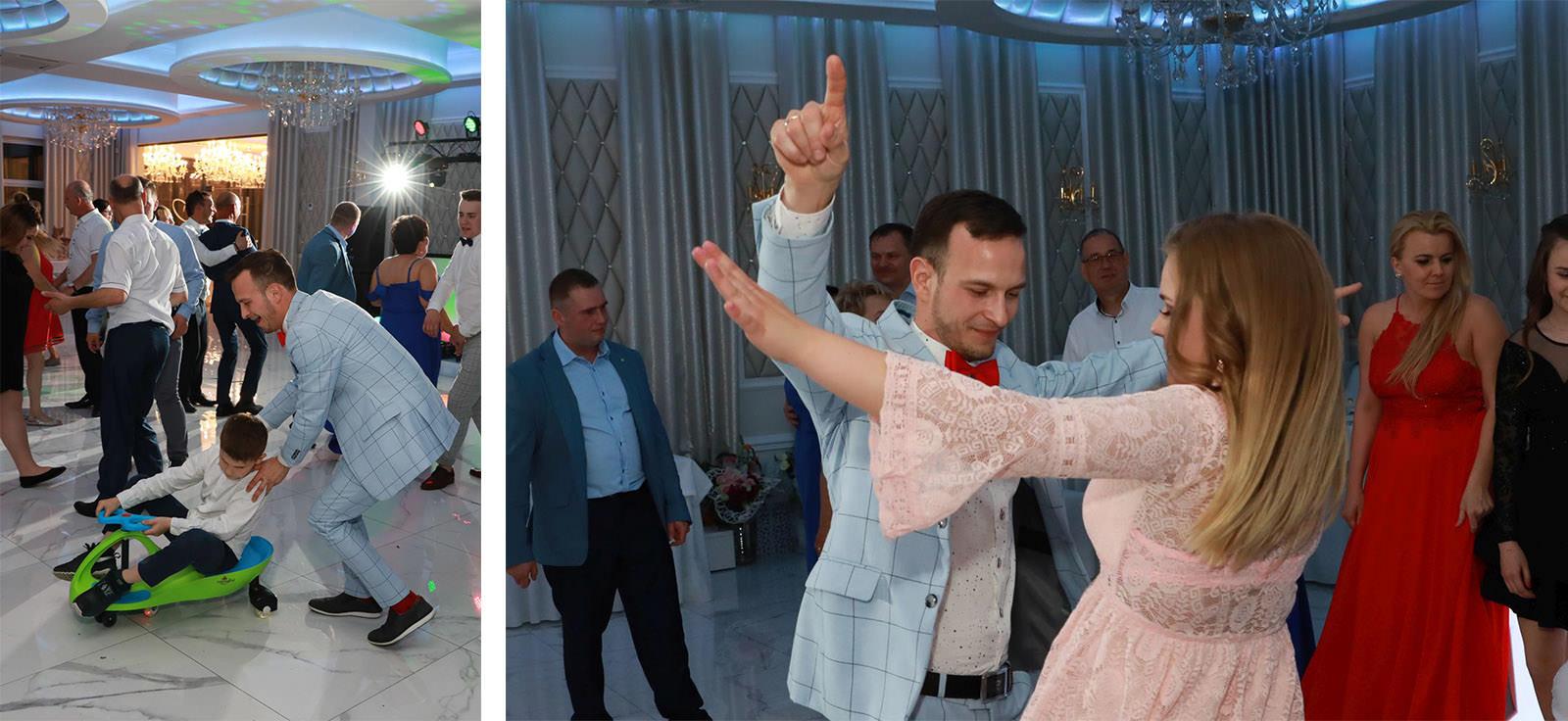 taniec na ślubie ostrów wielkopolski