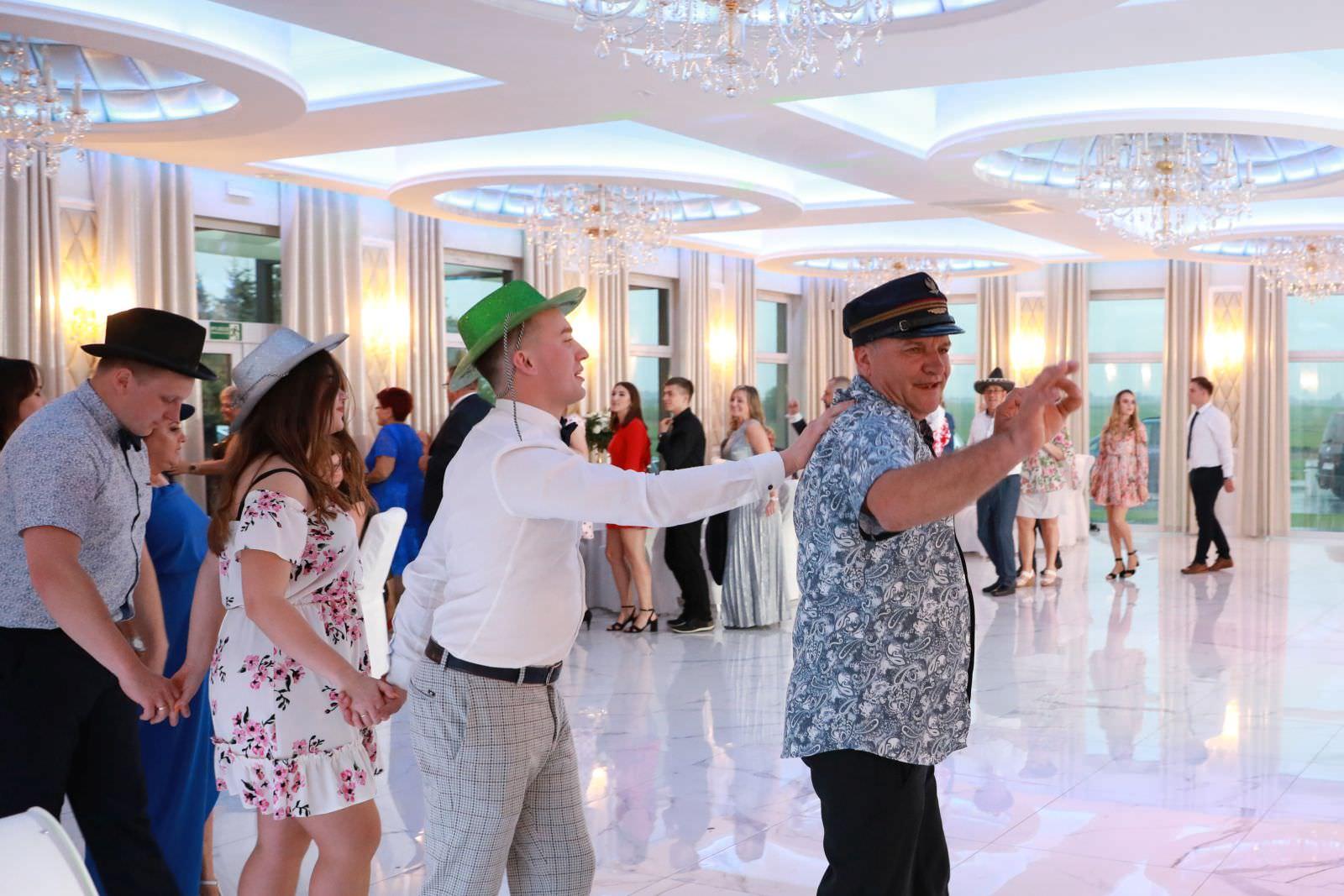 tańce na ślubie