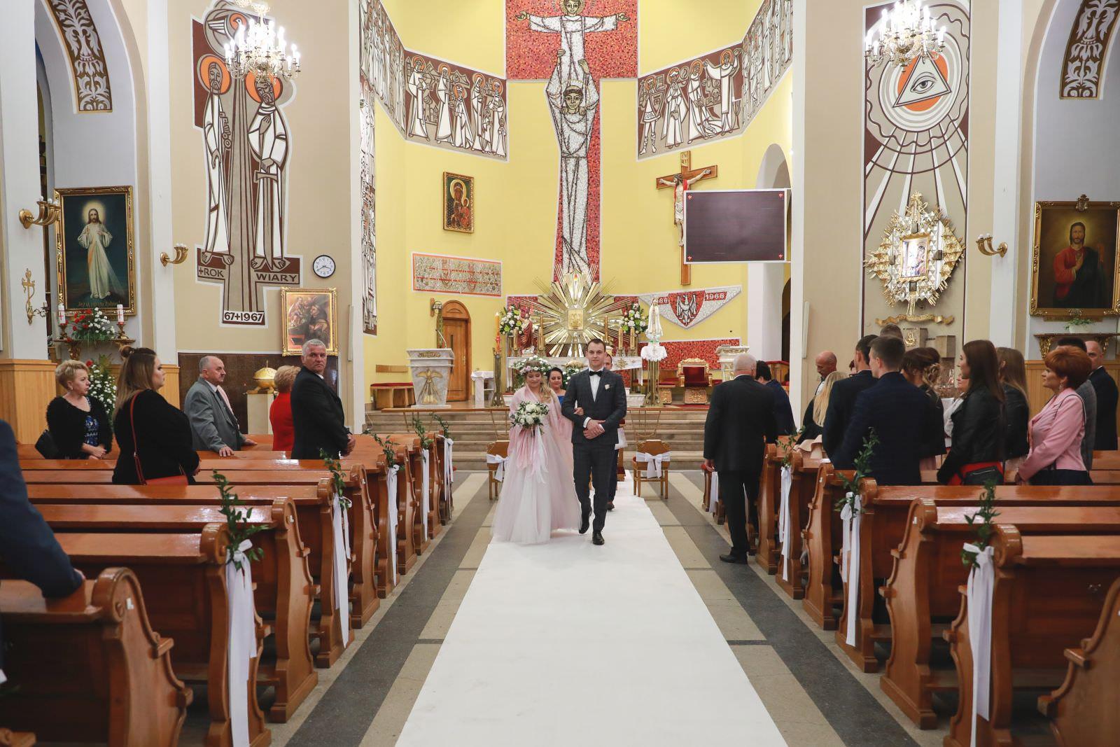 kościół w Ostrowie Wielkopolskim