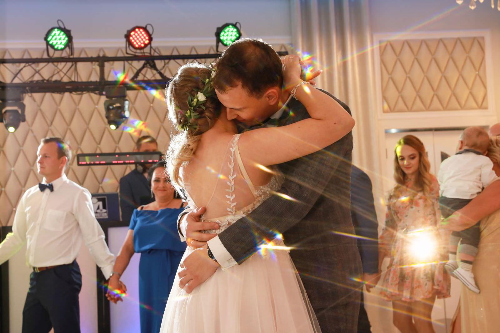 zdjęcie z pierwszego tańca