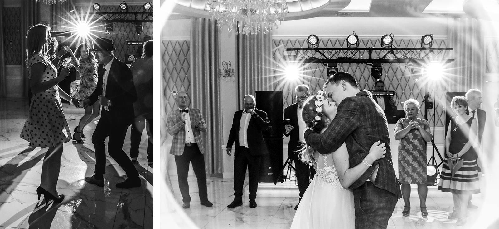 zdjęcia z zabawy ślubnej