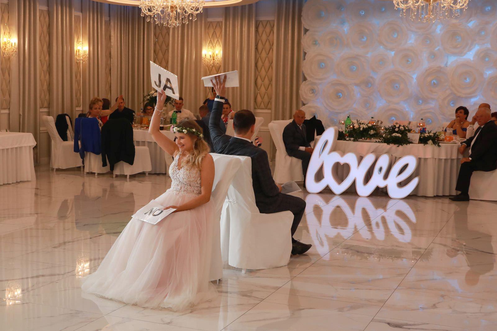 test zgodności małżeńskiej zabawa oczepinowa