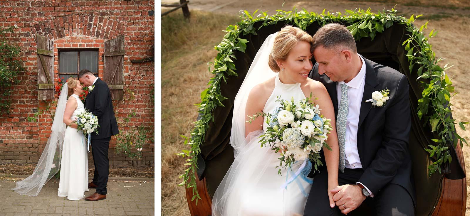 ślub w Hermanowie